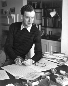 Benjamin Britten c1949 (image courtesy of www.britten100.org)