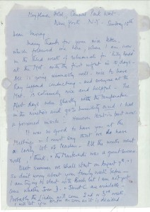 Letter from Peter Pears to Morag Noble, 10 September 1978