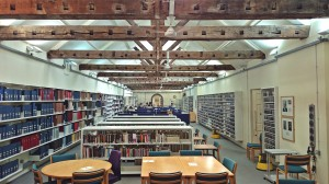south library shelving
