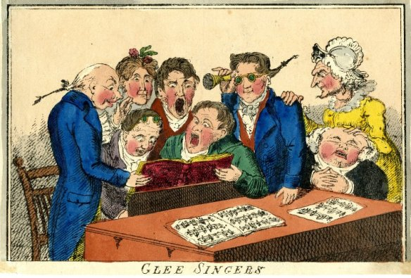 glee singers