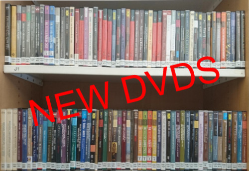 New DVDs
