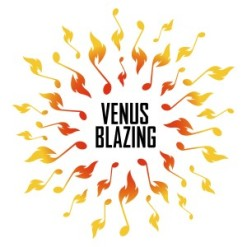 Venus Blazing logo